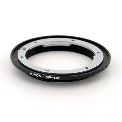 Kipon Lens Mount Adapter (Nikon naar Canon EOS)