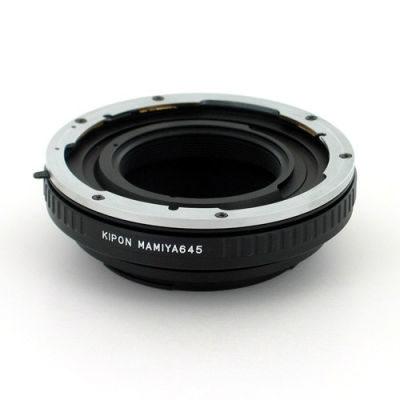 Kipon Lens Mount Adapter (Mamiya 645 naar Canon EOS)