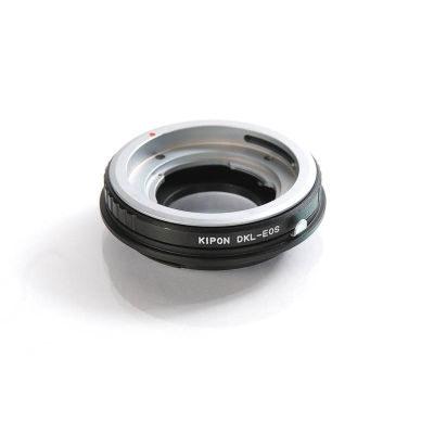 Kipon Lens Mount Adapter (Voigtlander Retina DKL naar Canon EOS)