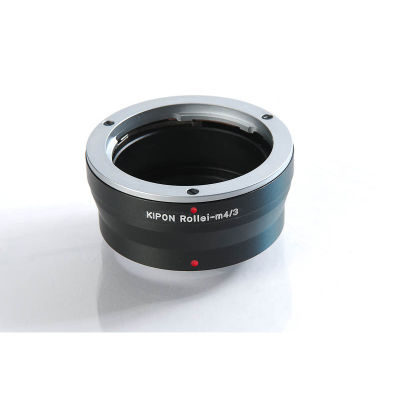 Kipon Lens Mount Adapter (Rollei naar Micro 4/3)