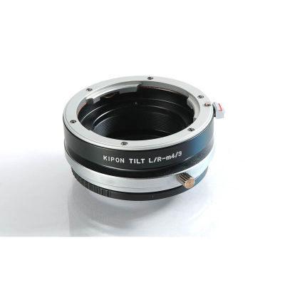 Kipon Tilt Adapter (Leica R naar Micro 4/3)