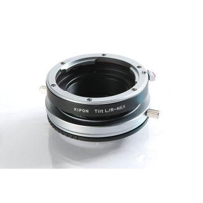 Kipon Tilt Adapter (Leica R naar Sony NEX)