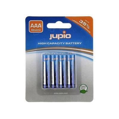 Jupio Alkaline AAA/LR03 batterijen - 4 stuks