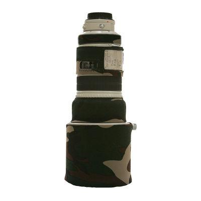 LensCoat voor Canon 300 IS f/2.8 II Legergroen