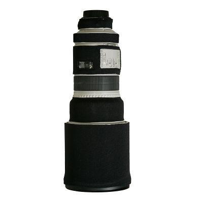 LensCoat voor Canon 300 IS f/2.8 II Zwart