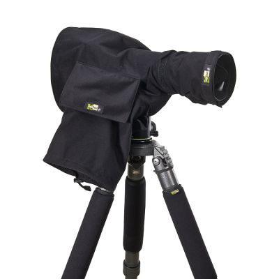 LensCoat RainCoat Standard Zwart
