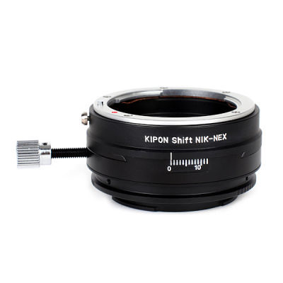 Kipon Shift Adapter (Nikon naar Sony NEX)