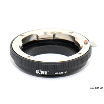 Kiwi Photo Lens Mount Adapter (Leica M naar Nikon 1)