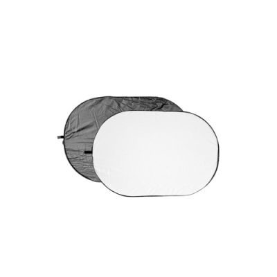 Godox Black & White Reflector Disc - 80x120cm