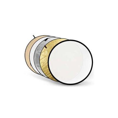 Godox 5-in-1 Gold, Silver, Soft Gold, White, Translucent - 80cm