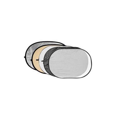 Godox 5-in-1 Black, Silver, Soft Gold, White, Translucent - 150X200cm