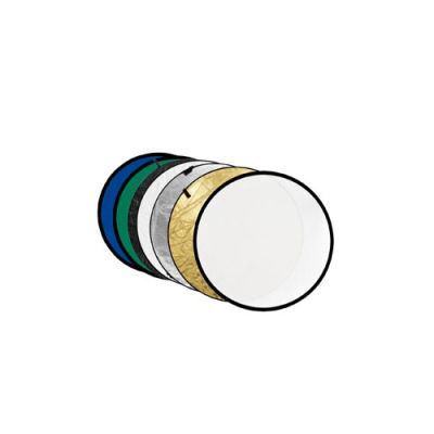 Godox 7-in-1 Gold, Silver, Black, White, Translucent, Blue, Green - 110cm
