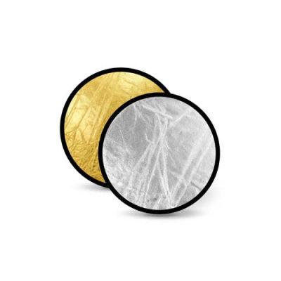 Godox A Grade Gold & Silver Reflector Disc - 60cm