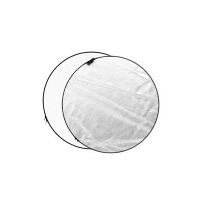 Godox A Grade Silver & White Reflector Disc - 80cm