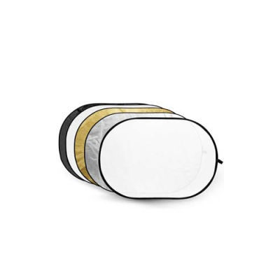 Godox A Grade 5-in-1 Gold, Silver, Black, White, Translucent - 80X120cm