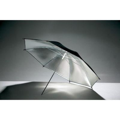 Godox UB-002 Flitsparaplu Zilver/Zwart (101cm)