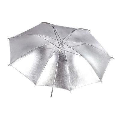 Godox UB-001 Flitsparaplu Zilver/Wit (101cm)