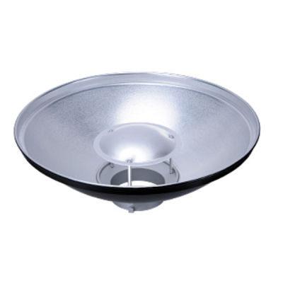 Godox BDR-S420 Beauty Dish Reflector Silver 42cm Bowens mount