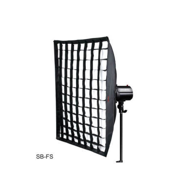 Godox Softbox met Grid voor Mini Studio Flitser - 40x60cm
