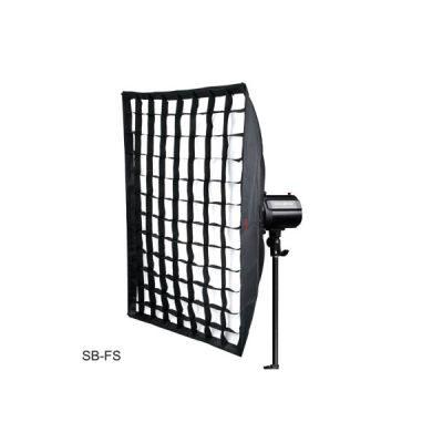 Godox Softbox met Grid voor Mini Studio Flitser - 60x60cm