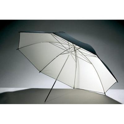 Godox UB-004 Flitsparaplu Doorschijnend Wit/Zwart (101cm)