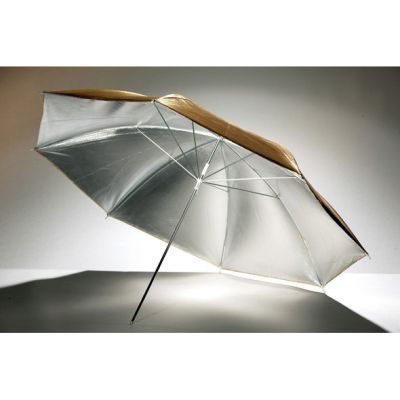 Godox UB-007 Omkeerbare Paraplu Goud/Zilver (101cm)