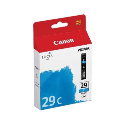 Canon Inktpatroon PGI-29C Cyan