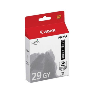 Canon Inktpatroon PGI-29GY Grey
