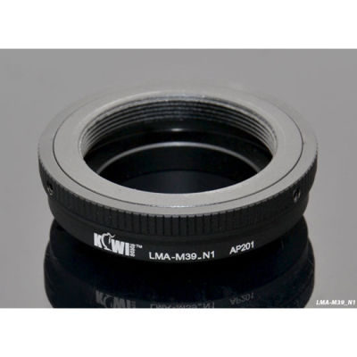 Kiwi Photo Lens Mount Adapter (Leica M39 naar Nikon 1)