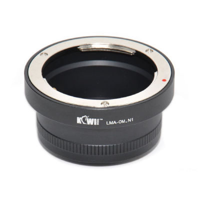 Kiwi Photo Lens Mount Adapter (Olympus OM naar Nikon 1)