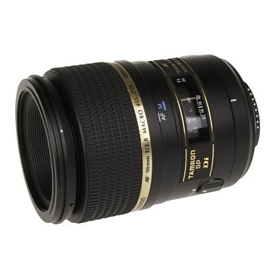 Tamron AF SP 90mm f/2.8 DI Macro Canon objectief - Occasion