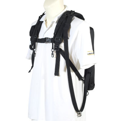 Sun-Sniper Sniper-Strap The TPH Triple Press Harness - Steel & Bear