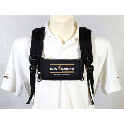 Sun-Sniper Sniper-Strap The TPH ID-Holder voor Triple Press Harness
