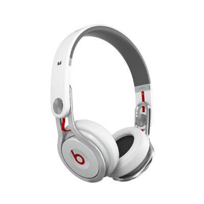 Beats Mixr White On-Ear koptelefoon