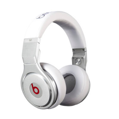 Beats Pro White Over-Ear koptelefoon