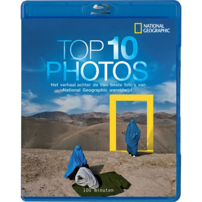 National Geographic Top 10 photo's Bluray