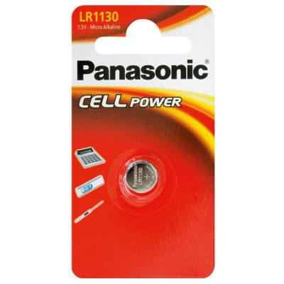 Panasonic LR1130 Knoopcel batterij