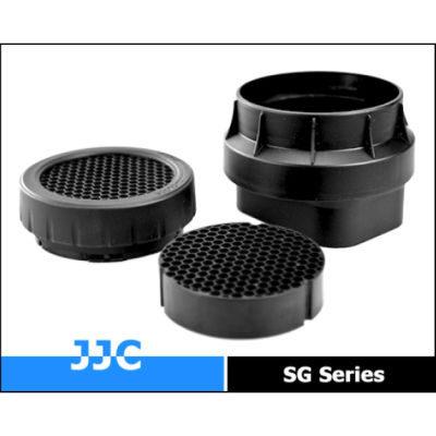 JJC SG-N 3-in-1 Honeycomb Grid