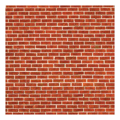 Savage Floor Drop Red Brick - 2.40 x 2.40 meter