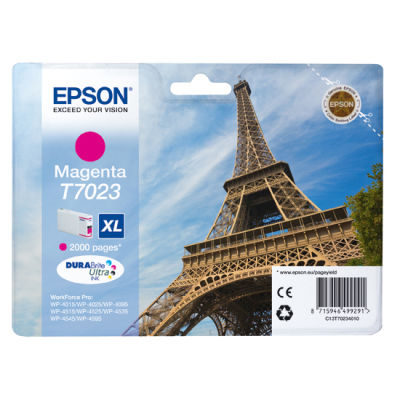 Epson Inktpatroon T7023 - Magenta High Capacity