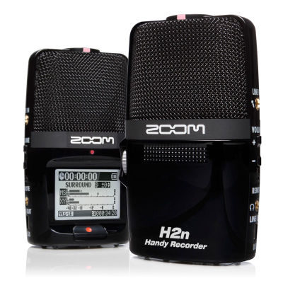 Zoom H2n Handy Audio Recorder