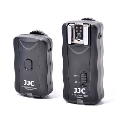JJC JF-G1 Wireless 3-in-1 flash trigger