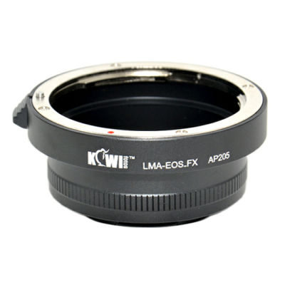 Kiwi Photo Lens Mount Adapter LMA-EOS_FX