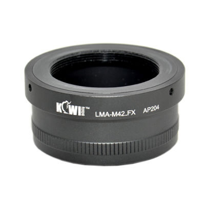 Kiwi Photo Lens Mount Adapter LMA-M42_FX