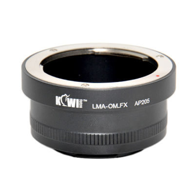 Kiwi Photo Lens Mount Adapter LMA-OM_FX
