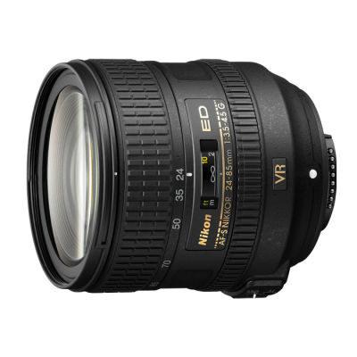 Nikon AF-S 24-85mm f/3.5-4.5G VR ED objectief