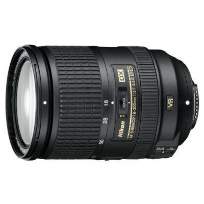 Nikon AF-S 18-300mm f/3.5-5.6G VR ED DX objectief