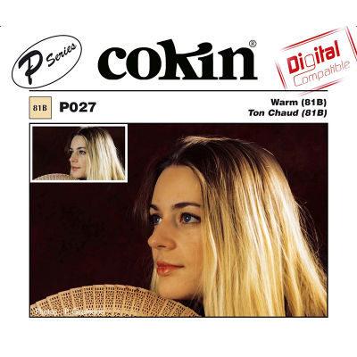 Cokin Filter P027 Warm (81B)