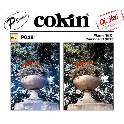 Cokin Filter P028 Warm (81C)