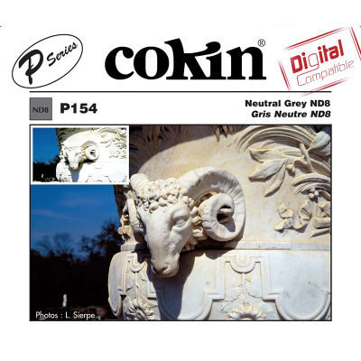 Cokin Filter P154 Neutral Grey ND8 (0.9)